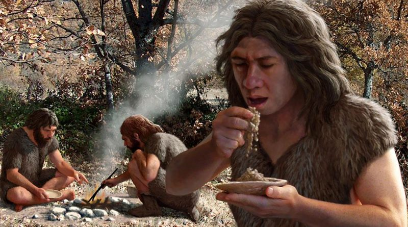 Neandertálci, Stroj: Science Photo Library